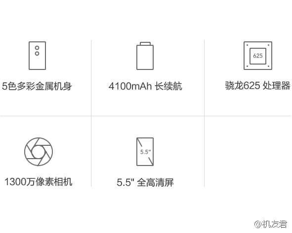 گوشی Redmi Note 4X