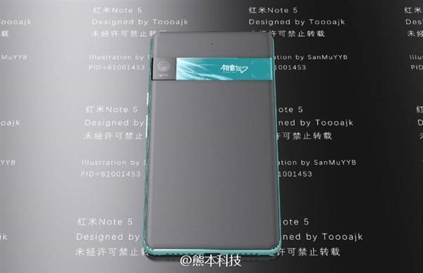 گوشی Redmi Note 5 Hatsune