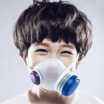 ماسک فیلتر هوای کودکان شیائومی رونمایی شد