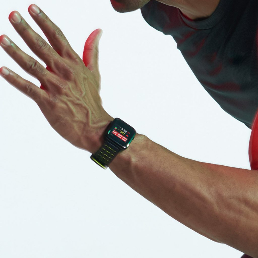 ساعت ورزشی هوشمند شیائومی Hey 3S