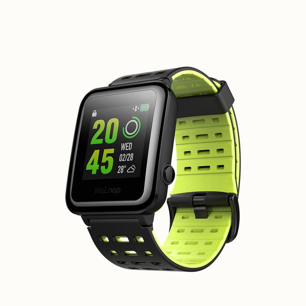 ساعت ورزشی هوشمند شیائومی