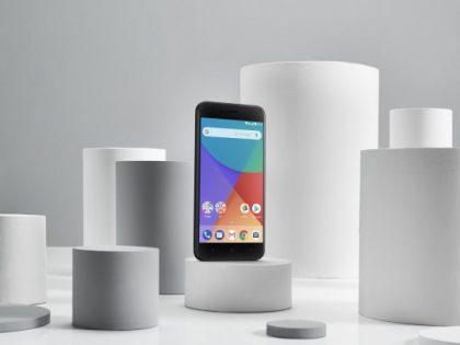 گوشی Xiaomi Mi A1 با همکاری گوگل رونمایی شد