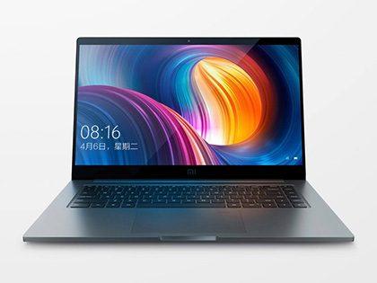 لپ تاپ Mi Notebook Pro رونمایی شد