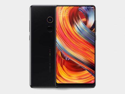 پیشفروش بیش از ۱ میلیون گوشی Xiaomi Mi MIX 2
