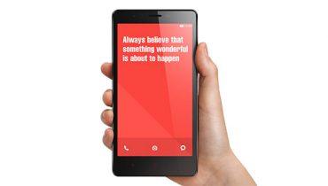 گوشی موبایل شیائومی مدل Redmi Note