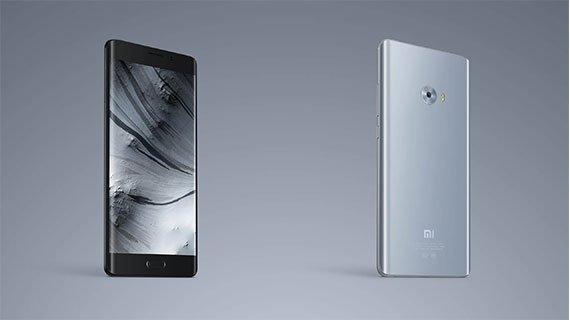شایعهای جدید: گوشی Mi Note 2 در دو نسخه عرضه میگردد