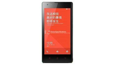 موبایل مدل Redmi Note MT6592M