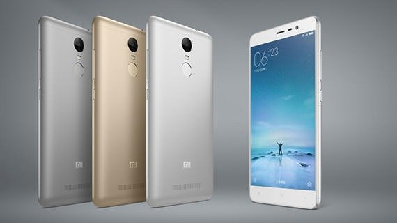 شیائومی مدل Redmi Note 3