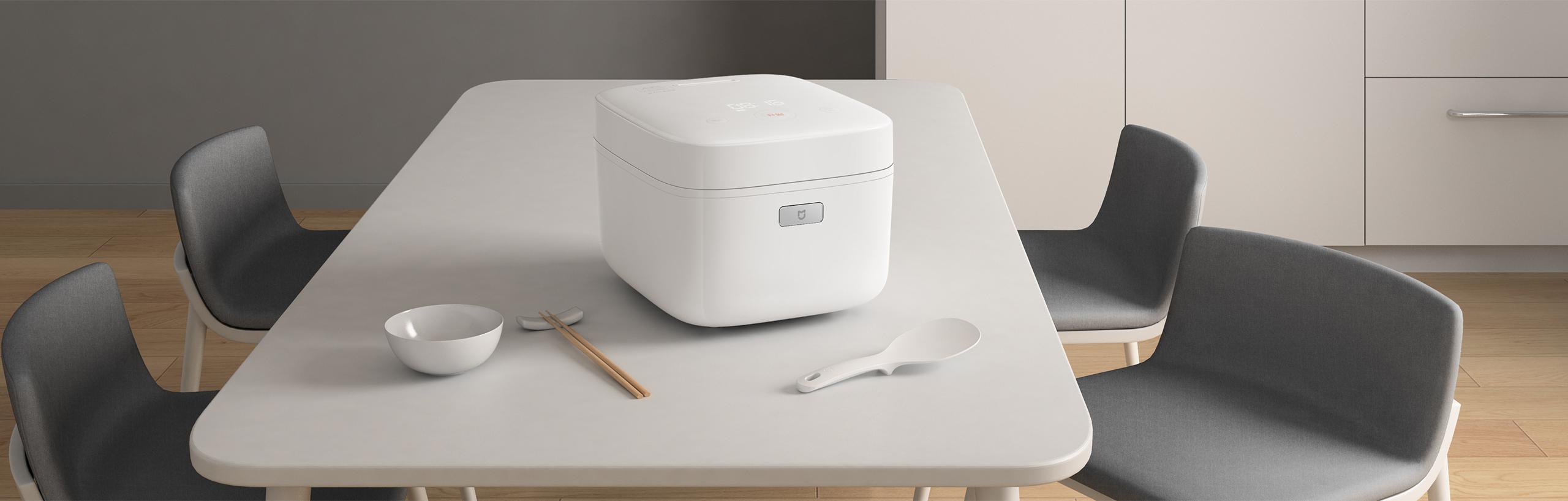 خرید و مشخصات فنی پلوپز هوشمند شیائومی مدل IH heating YLIH01CM