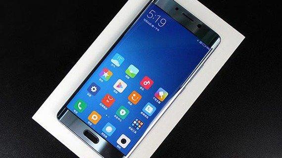 قیمت گوشی Xiaomi Mi Note 2 فاش شد