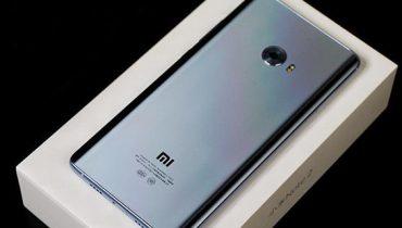 تأیید بدنه سرامیکی Xiaomi Mi Note 2