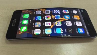 تصاویر جدیدی از بدنه منعطف Mi Note 2
