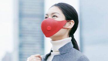 ماسک فیلتر هوای شیائومی (مدل Airwear) رونمایی شد