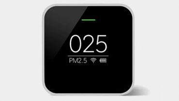 جعبه گشایی دستگاه تشخیص ذرات PM2.5 شیائومی