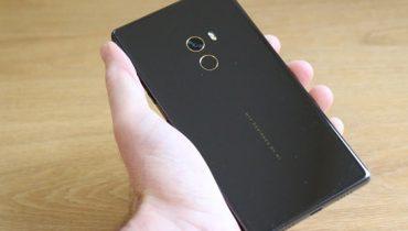 نمایش آیندهای روشن از طراحی گوشی هوشمند با تولید Mi MIX شیائومی