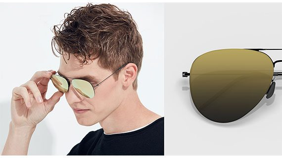 عینک آفتابی پلاریزه مدل TS شیائومی رونمایی شد