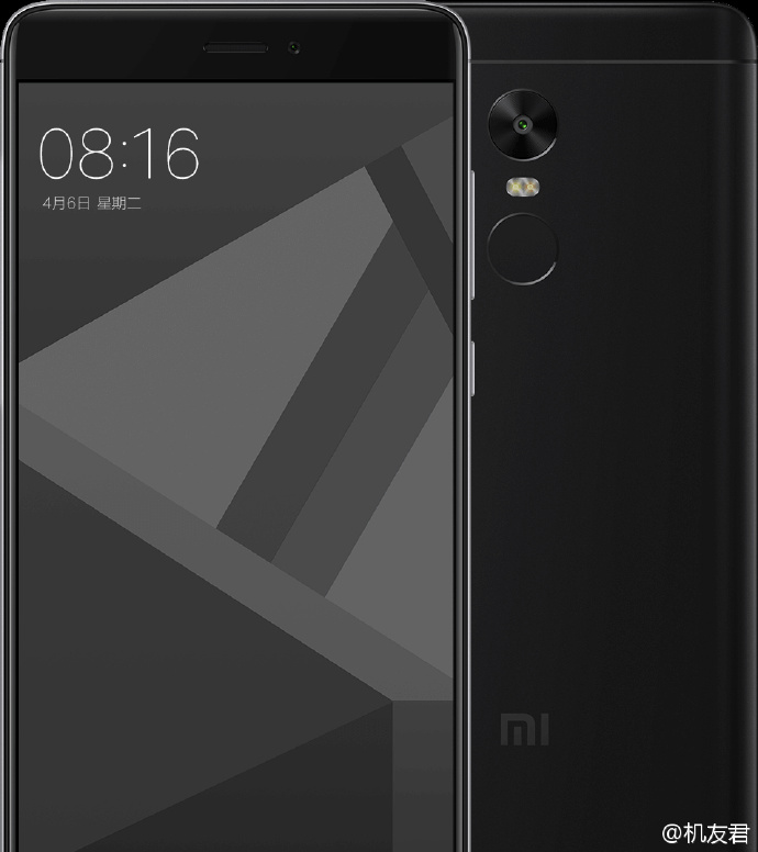 گوشی شیائومی Redmi Note 4X