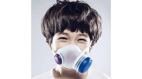 محصول بعدی شیائومی؛ یک ماسک ضد گردوغبار برای کودکان