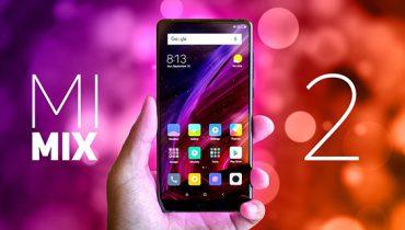 گوشی Mi MIX 2 مجهز به سنسور اثر انگشت روی صفحه نمایش خواهد بود