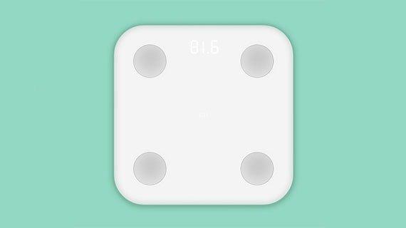 ترازوی هوشمند نسخه ۲ شیائومی رونمایی شد