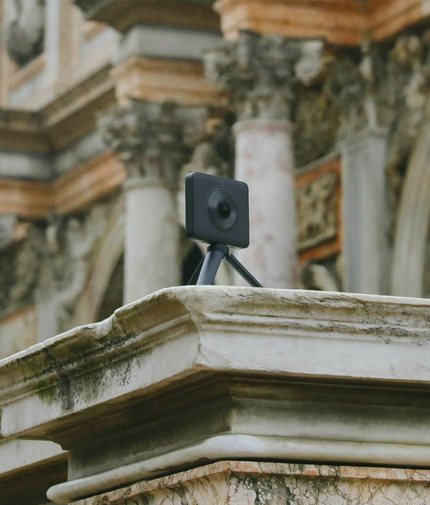 دوربین ۳۶۰ درجه هوشمند شیائومی