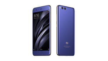 آمار فروش گوشی Xiaomi Mi 6