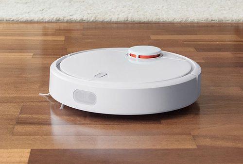 جاروبرقی رباتیک هوشمند میجیا شیائومی