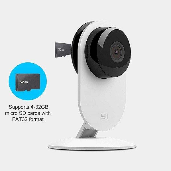 دوربین هوشمند تحت شبکه شیائومی مدل Yi 720p Home