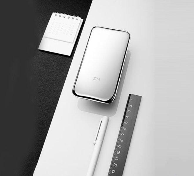 پاور بانک زد ام آی مدل ZMI QBP60 USB Type-C ظرفیت 6000 میلی آمپر ساعت