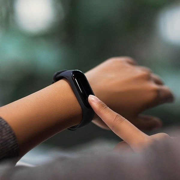 دستبند سلامتی شیائومی می بند 3