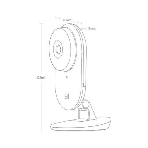 دوربین شیائومی مدل Yi 1080p Home نسخه 2