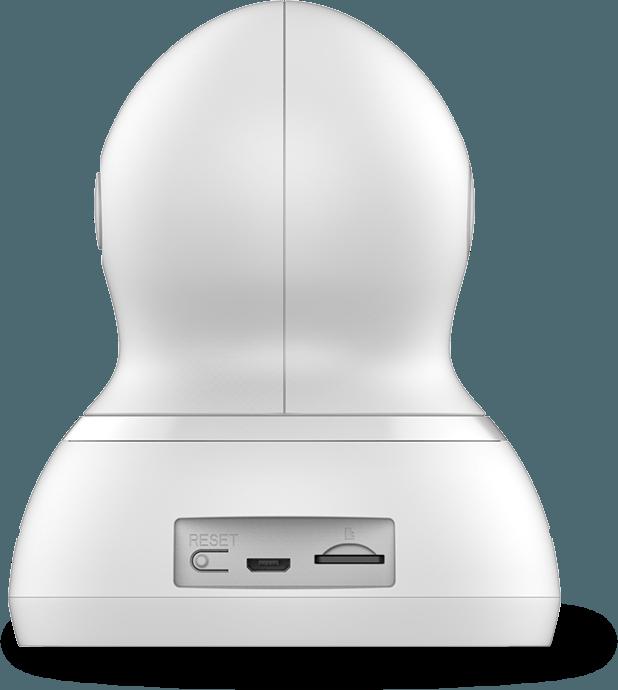 دوربین هوشمند تحت شبکه شیائومی 360 درجه مدل Yi 720p Dome
