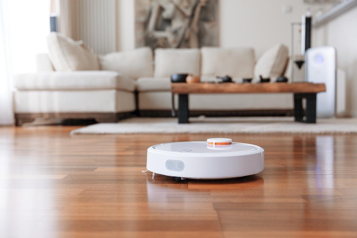 جارو برقی رباتی هوشمند شیائومی