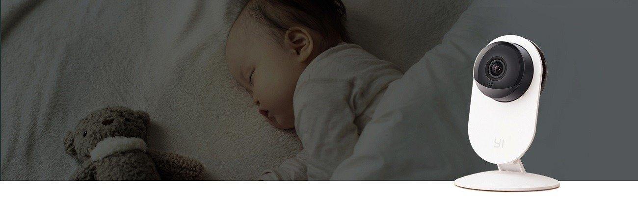دوربین تحت شبکه شیائومی مدل Yi Home Camera