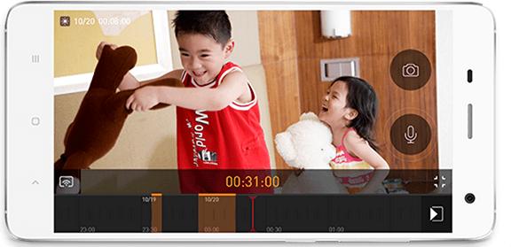 دوربین تحت شبکه شیائومی مدل Yi Home Camer