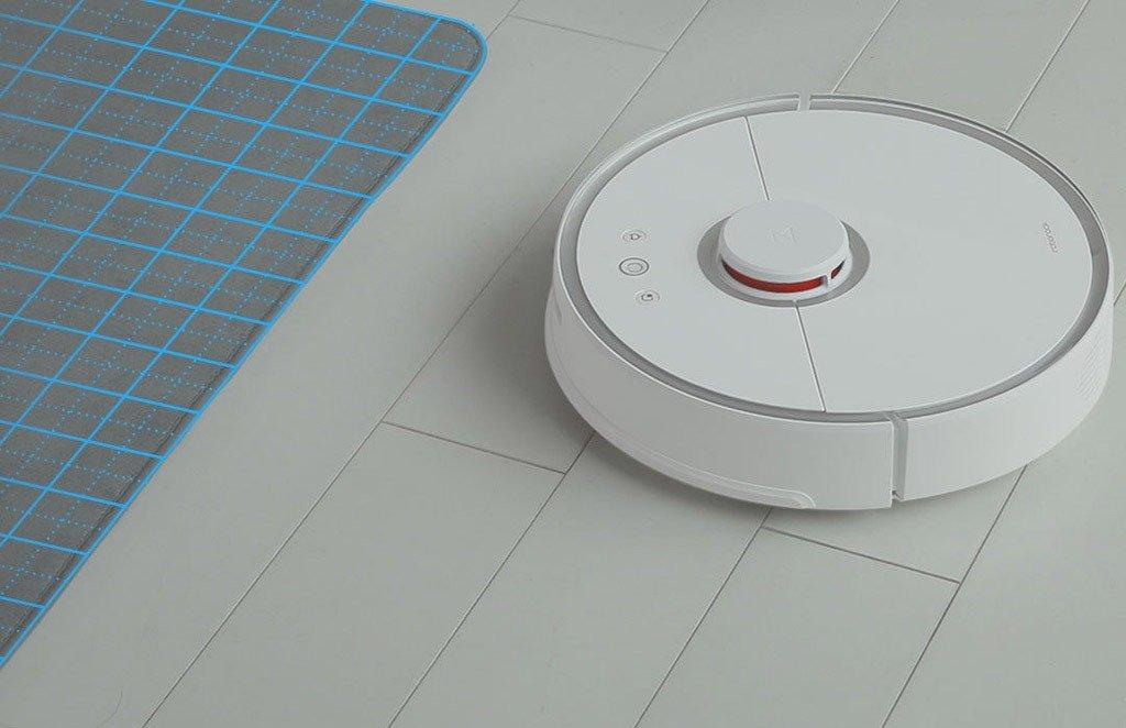 جارو برقی هوشمند Roborock میجیا نسخه 2