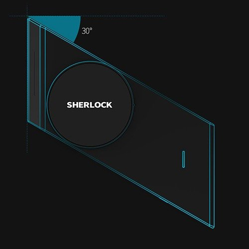 قفل در هوشمند Sherlock M1 شیائومی