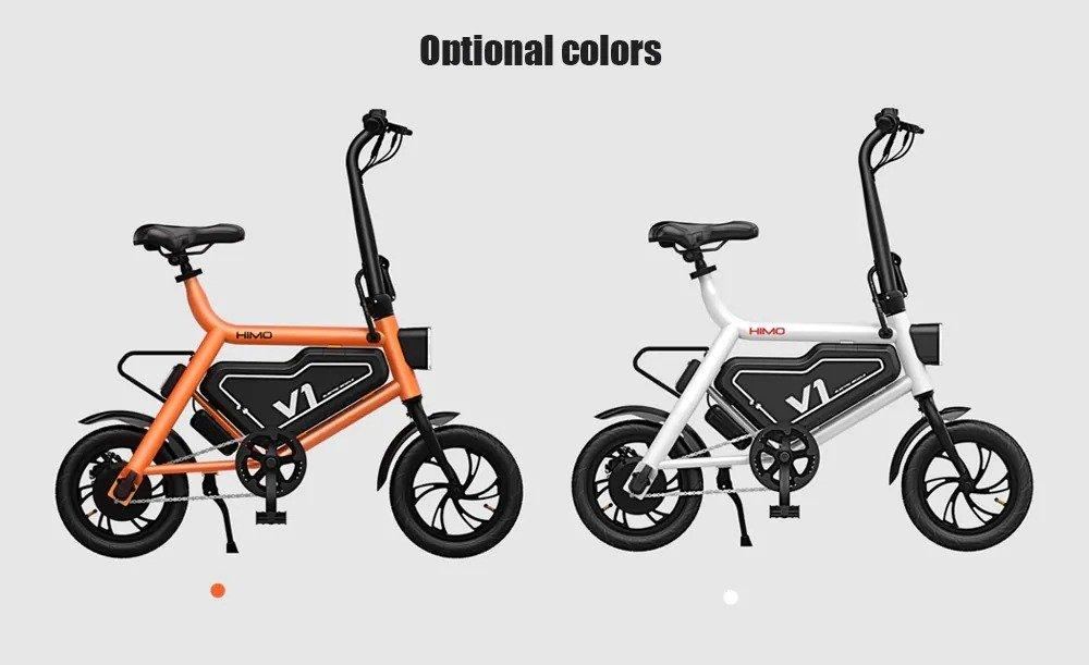 دوچرخه الکتریکی شیائومی HIMO V1