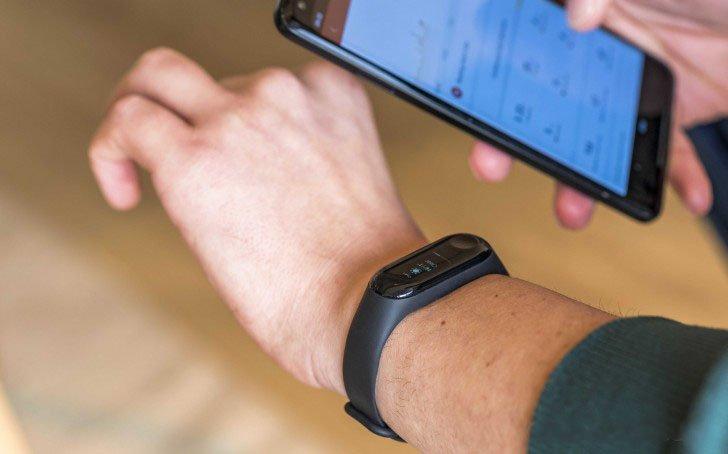 دستبند هوشمند شیائومی می بند 3
