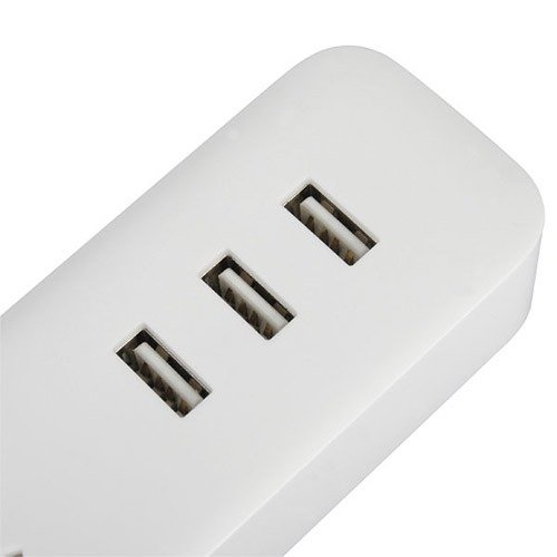سه راهی برق هوشمند USB دار شیائومی