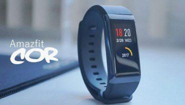 دستبند هوشمند و جدید هوآمی