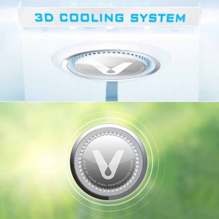 یخچال هوشمند Viomi VioBrain