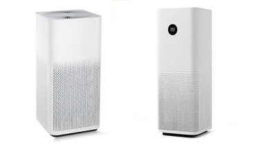 مقایسه دستگاه های تصفیه هوا شیائومی