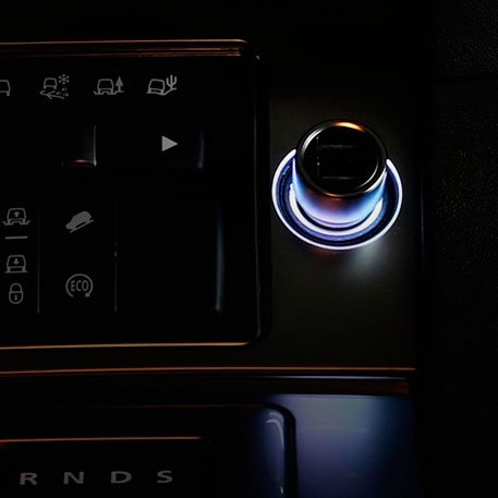 شارژر فندکی شیائومی مدل Fast Charging