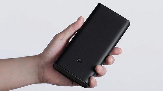 پاور بانک 20000 میلی آمپر شیائومی مدل Mi Power bank 3 Pro معرفی شد