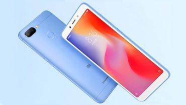 بررسی امکانات شیائومی ردمی 6 (Xiaomi Redmi 6)