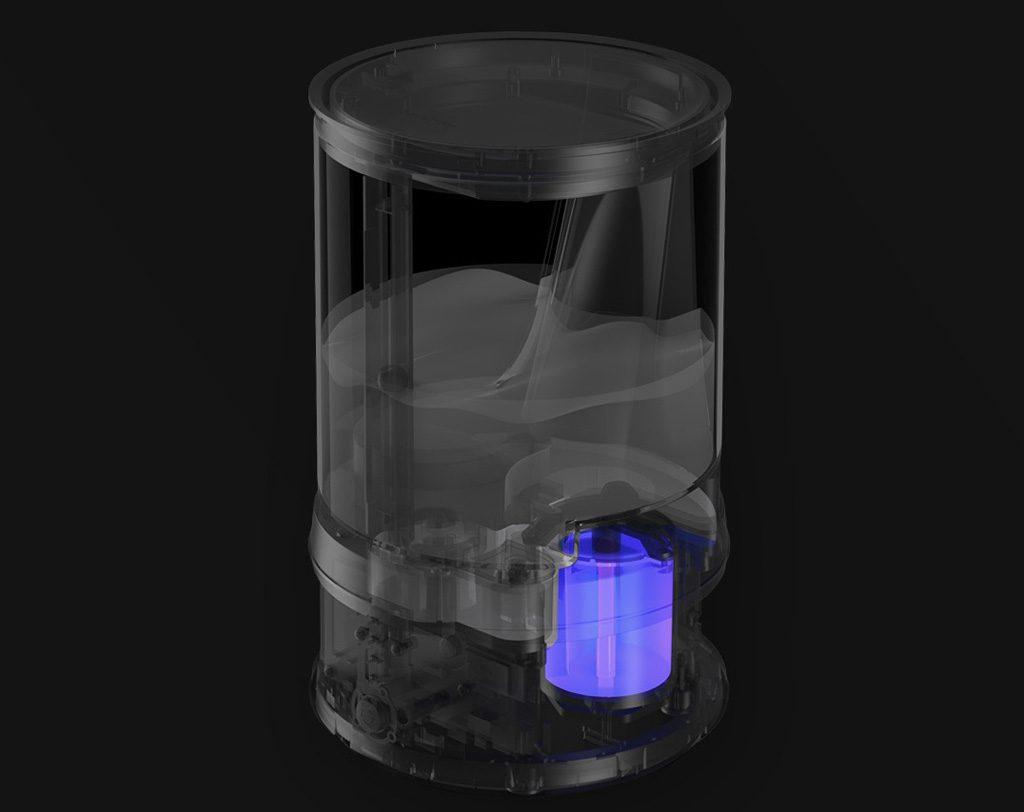 دستگاه هوشمند رطوبت ساز ضد باکتری شیائومی
