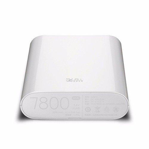 پاور بانک 7800mAh و مودم همراه LTE زد ام آی مدل ZMI MF855