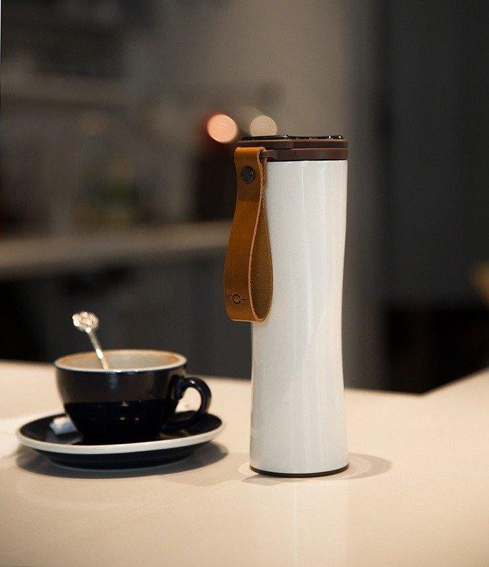 فلاسک قابلحمل شیائومی همراه با صفحه نمایش OLED