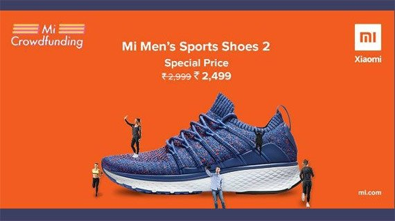 کفش شیائومی Mi Men's Sports Shoes 2